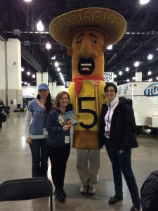 Brewers-Racing-Sausage-Book-Drive-MGroup-Image